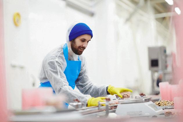 Pracownik produkcji żywności
